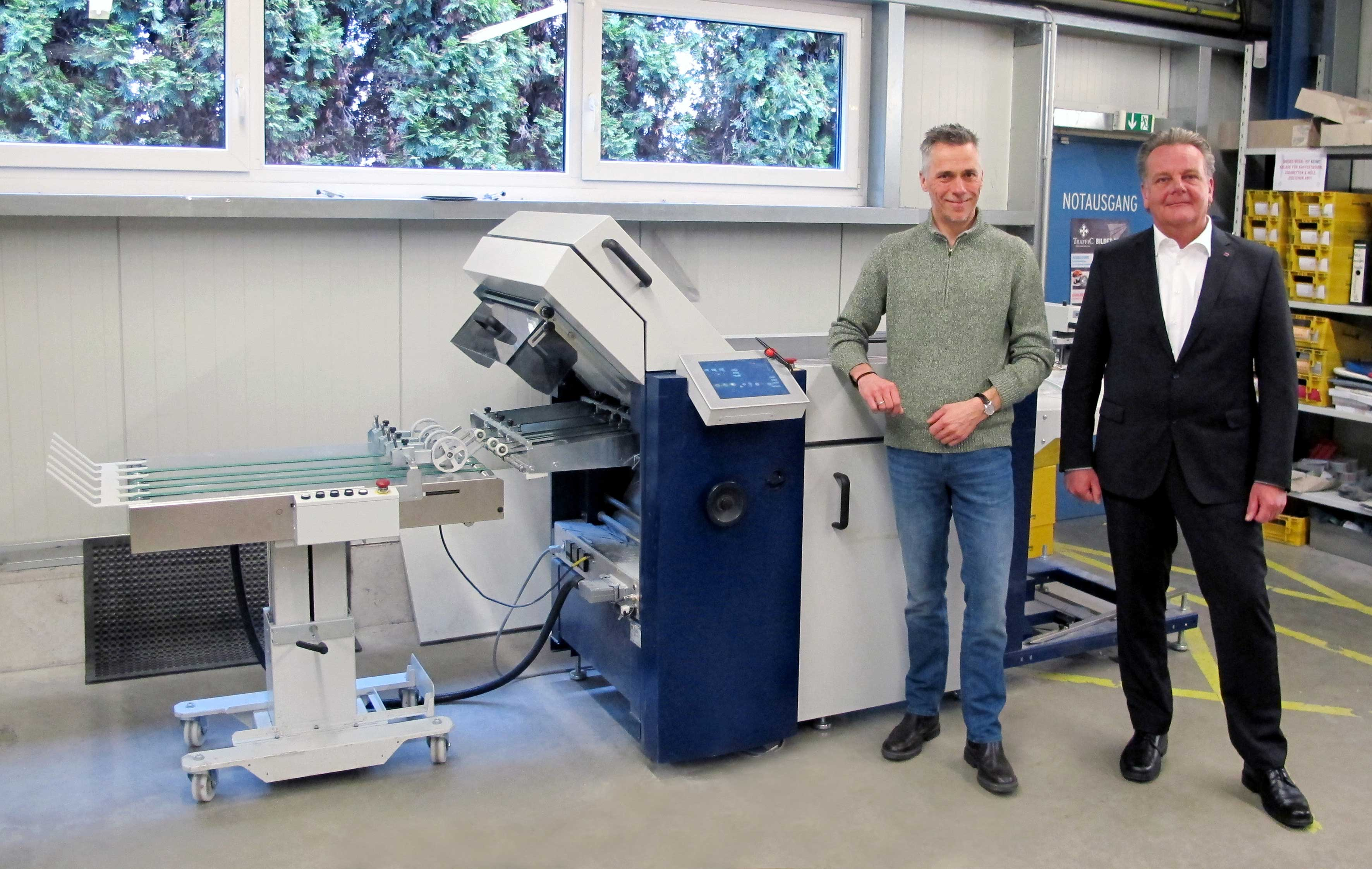 Welcome to MB Bäuerle - producer and seller of automatic folding ...